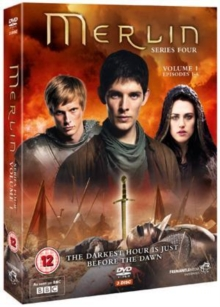 Merlin: Series 4 - Volume 1, DVD  DVD