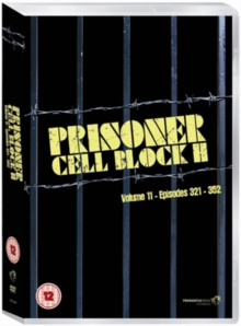 Prisoner Cell Block H: Volume 11, DVD  DVD