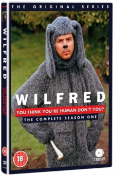 Wilfred: Season 1, DVD  DVD
