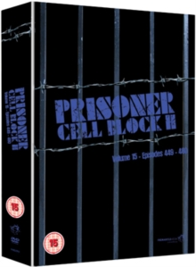 Prisoner Cell Block H: Volume 15, DVD  DVD
