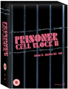 Prisoner Cell Block H: Volume 19, DVD  DVD