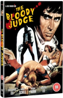 The Bloody Judge, DVD DVD