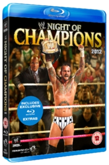 WWE: Night of Champions 2012, Blu-ray  BluRay