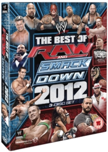 WWE: The Best of Raw and Smackdown 2012, DVD  DVD