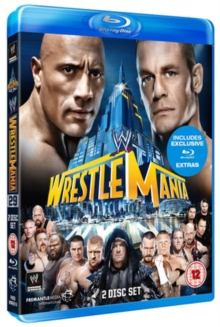 WWE: WrestleMania 29, Blu-ray  BluRay