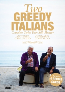Two Greedy Italians: Series 2 - Still Hungry, DVD  DVD