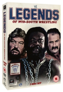 WWE: Legends of Mid-South Wrestling, DVD  DVD