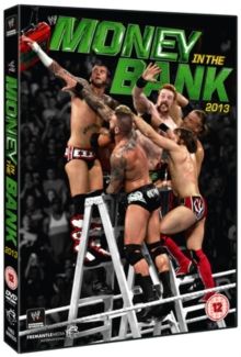 WWE: Money in the Bank 2013, DVD  DVD