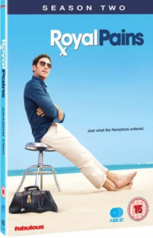 Royal Pains: Season Two, DVD DVD
