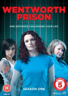 Wentworth Prison: Season One, DVD DVD