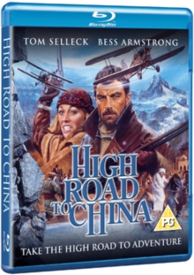 High Road to China, Blu-ray  BluRay