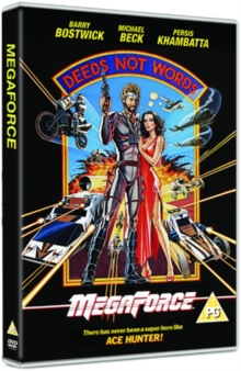 Megaforce, DVD  DVD