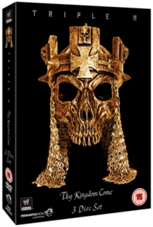 WWE: Triple H - Thy Kingdom Come, DVD  DVD
