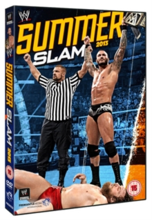 WWE: Summerslam 2013, DVD  DVD