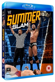 WWE: Summerslam 2013, Blu-ray  BluRay