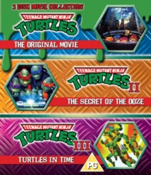 Teenage Mutant Ninja Turtles: The Movie Collection