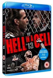WWE: Hell in a Cell 2013, Blu-ray  BluRay