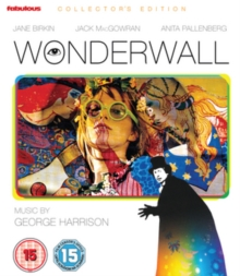 Wonderwall, Blu-ray  BluRay
