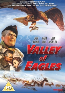 Valley of Eagles, DVD  DVD