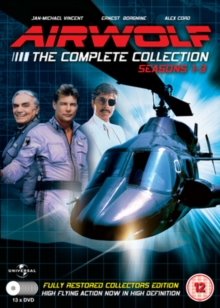 Airwolf: Series 1-3, DVD  DVD