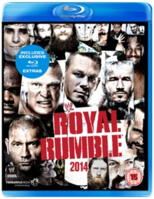 WWE: Royal Rumble 2014, Blu-ray  BluRay