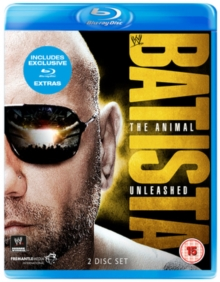 WWE: Batista - The Animal Unleashed, Blu-ray  BluRay