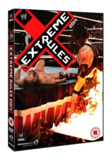 WWE: Extreme Rules 2014, DVD  DVD