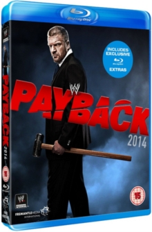 WWE: Payback 2014, Blu-ray  BluRay