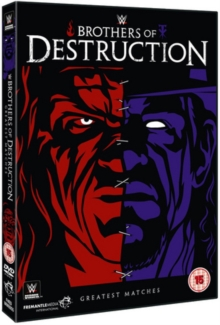 WWE: Brothers of Destruction, DVD  DVD