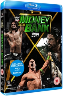 WWE: Money in the Bank 2014, Blu-ray  BluRay