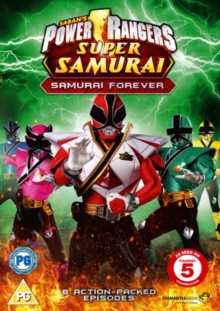 Power Rangers Super Samurai: Volume 3 - Samurai Forever, DVD  DVD