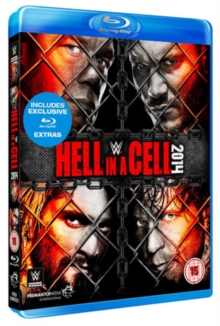 WWE: Hell in a Cell 2014, Blu-ray  BluRay