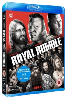 WWE: Royal Rumble 2015, Blu-ray  BluRay
