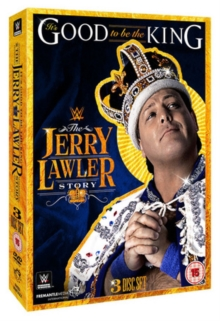 WWE: It's Good to Be the King - The Jerry Lawler Story, DVD  DVD