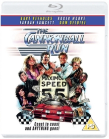 The Cannonball Run, Blu-ray BluRay