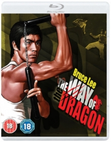 The Way of the Dragon, Blu-ray BluRay