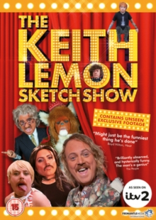 The Keith Lemon Sketch Show, DVD DVD