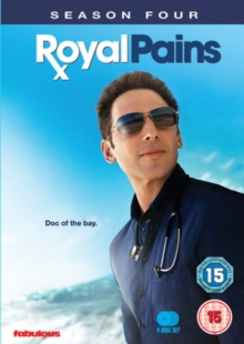 Royal Pains: Series Four, DVD  DVD