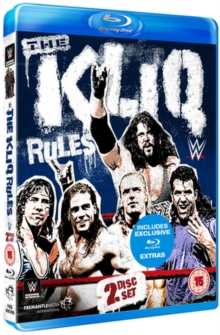 WWE: The Kliq Rules, Blu-ray  BluRay