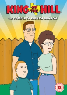King of the Hill: The Complete Eighth Season, DVD DVD