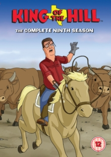 King of the Hill: The Complete Ninth Season, DVD DVD