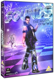 WWE: Signature Sounds - The Music of WWE, DVD  DVD