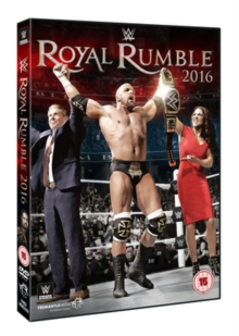 WWE: Royal Rumble 2016, DVD DVD