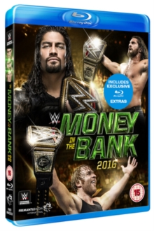 WWE: Money in the Bank 2016, Blu-ray BluRay