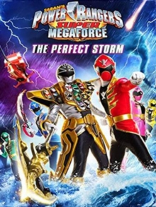 Power Rangers: Super Megaforce - Volume 2: The Perfect Storm, DVD DVD