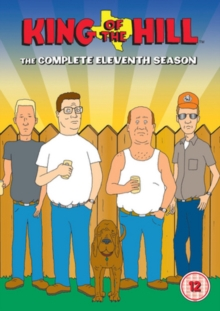 King of the Hill: The Complete Eleventh Season, DVD DVD