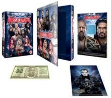 WWE: Wrestlemania 32, DVD DVD