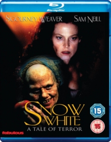 Snow White: A Tale of Terror, Blu-ray BluRay