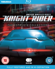 Knight Rider: The Complete Collection, Blu-ray BluRay