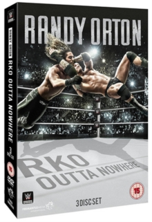 WWE: Randy Orton - RKO Outta Nowhere, DVD DVD